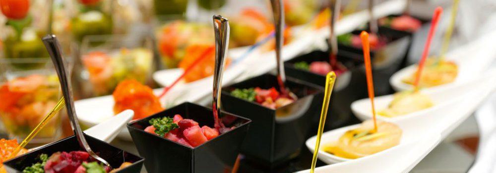 Bedrijfsevenement thema: Food